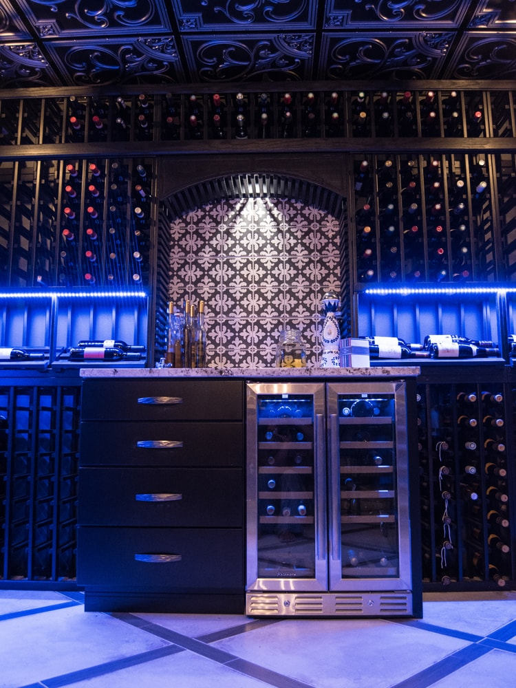Wine Cellar Renovation